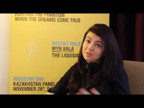 Baltic Event 2012: Anna Katchko: New Kazakh Cinema