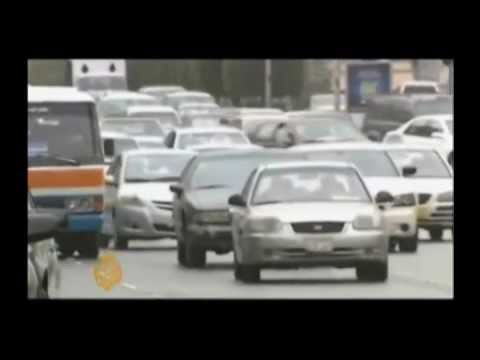 Saudi Woman Arrested For Driving Campaign