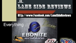Everything Ebonite at Bowl Expo 2016