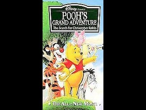 Pooh Vhs Opening Opening to Pooh's Grand