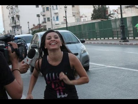 "Challenge #02 ""We Run Algiers 2013 "" avec Amel Zen et Farida Ait Kaci sur Dzair TV"