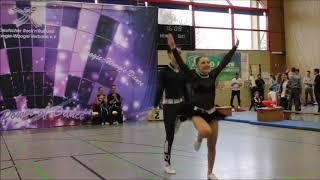 Elisabeth Schramm & Johannes Guha - Saar Kings Cup 2018
