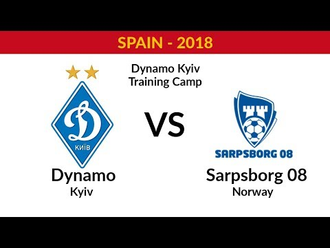 DYNAMO KYIV - SARPSBORG 08 (NORWAY) - FULL MATCH