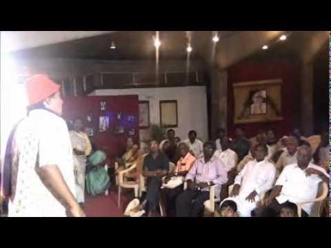 Tagore - 150 - Velu Story telling - Arunan