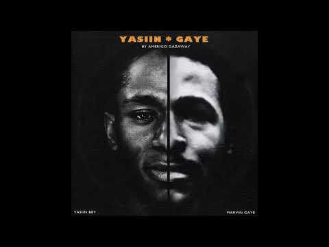 Amerigo gazaway & Yasiin Gaye  -  The Departure (Full Abum)
