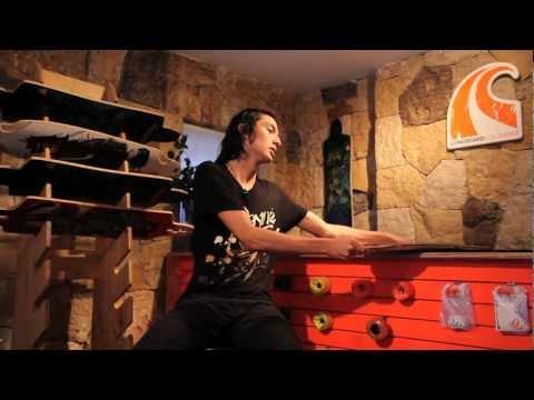 LC Longboard Review: Rayne Avenger 2012