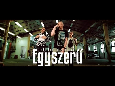 Children Of Distance - Egyszerű (Official Music Video)