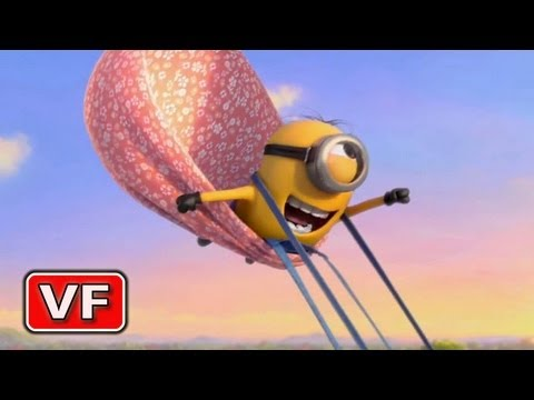 Moi moche et mechant 2 bande annonce vf 2 youtube - Mechant minion ...