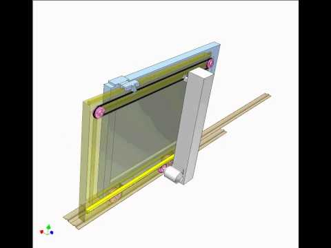 Telescopic Sliding Gate Youtube