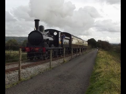 (HD) Avon valley railway Gala 2012 (feat. GER J15 7564)