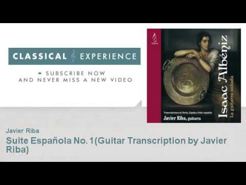 Isaac Albéniz: La Guitarra Soñada (complete album)