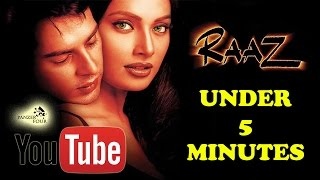 Raaz (2002) | Full Movie | Hindi | under 5 minutes