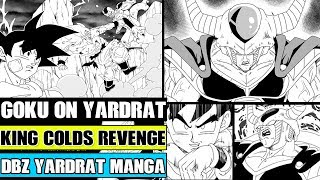 Beyond Dragon Ball Z Yardrat: King Cold's Revenge On Goku! Goku Trains On Planet Yardrat!