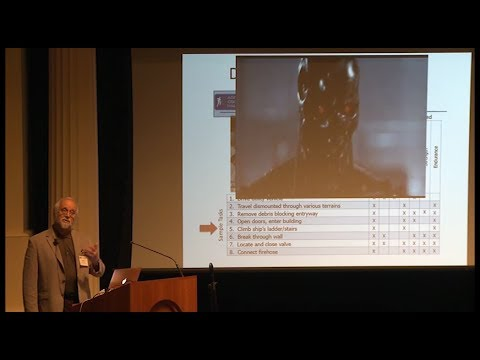 How to NOT Build a Terminator – Prof. Ron Arkin Plenary Lecture at Humanoids 2013
