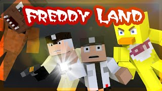 "Minecraft Five Nights at Freddy's 3 ""ADVENTURE MAP"" Freddy Land Ep.3"