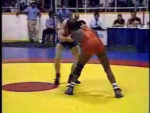 Brands vs Wilson 1993 World Championships
