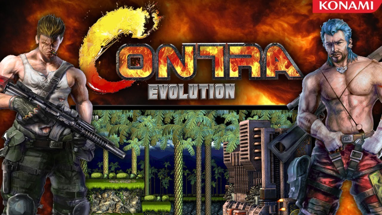 Contra Evolution HD