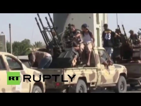 Libya: Fighting in Tripoli ahead of UN-backed unity govt. leaders' arrival