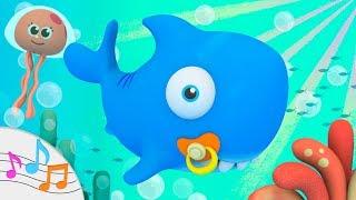 🦈 BABY SHARK 🦈 The Shark Family Song 🎶 Nursery Rhymes and Kid Songs