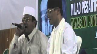 Download Lagu KH. Mu'ammar ZA& KH. Mu'min AM (Al-Kiroom) Live Gratis STAFABAND