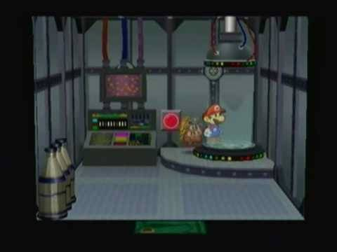 Paper Mario: The Thousand-Year Door - Special Feature: Post Ending Goodies