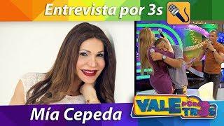 Mía Cepeda Entrevista x3s VALE POR TRES