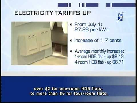 Electricity tariffs to go up from July 1 Again- 30Jun2011