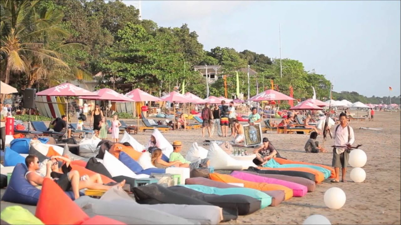 Youtube Bali Beach Hotel