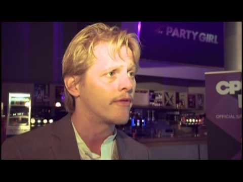 Thure Lindhardt, Actor 'Angels and Demons' and 'Into The Wild' Video