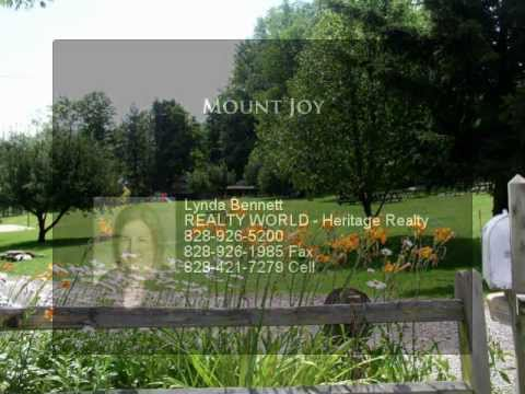 Mountain Joy Cottages homes for sale in Maggie Valley NC
