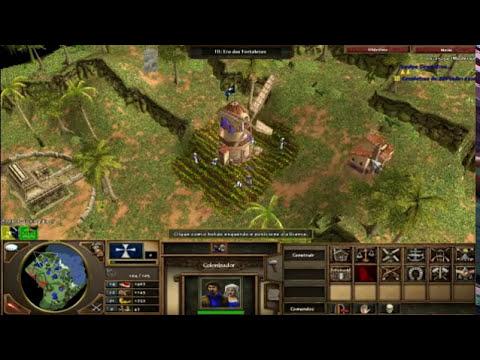 Campanha Age Of Empires III Parte 3: O fraco Forte Otomano.