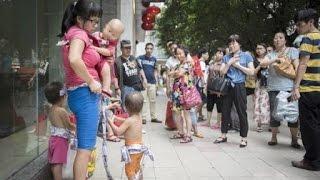 Ibu Ini Berikan Anak-Anaknya Dengan Sukarela Karena Putus Asa