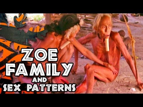 Zo'é Family and Tribal Sex Patterns