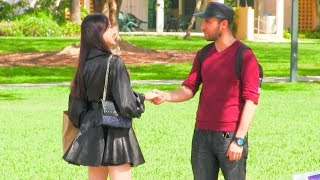 Picking Up Asian Girls Experiment!!