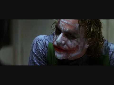 The Dark Knight - The Joker - Prison Scene - HQ