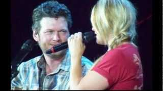 "Blake Shelton Video - Blake Shelton & Miranda Lambert ""My Eyes"""