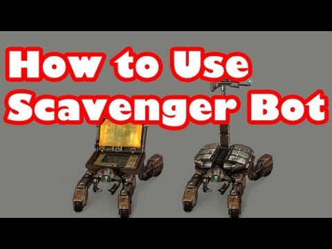 Dead Space 3 Scavenger Bot Efficiency