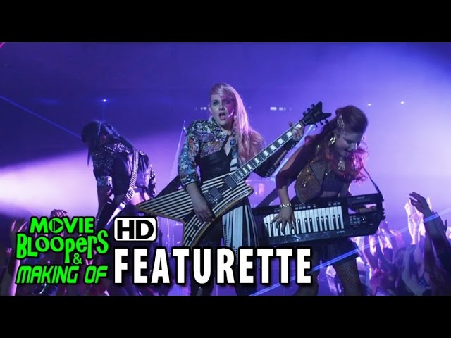 Jem And The Holograms (2015) Featurette - A Look Inside