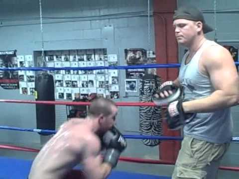 Boxing Training Secrets Boxing Defense Head Movement Drill. Image 1