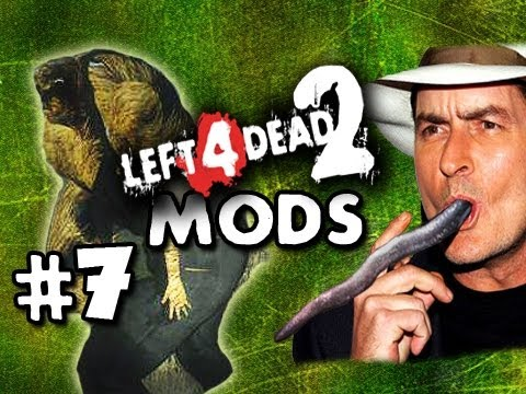 CHARLIE SHEEN SMOKERS - Left 4 Dead 2 Mods Questionable Ethics w/Nova Sp00n & Kootra Ep.7