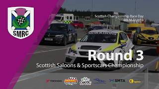SMRC Sports & Saloons 2018 Round 3