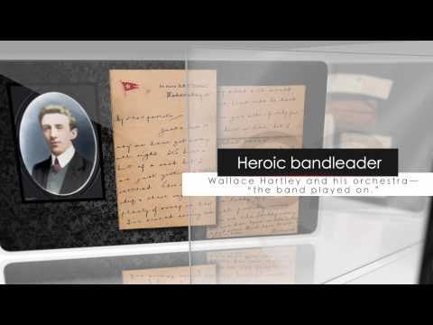 Titanic Bandleader's Letter Among NH Auction Items