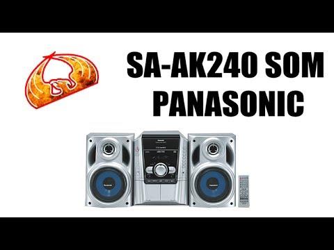 SOM PANASONIC SA-AK240
