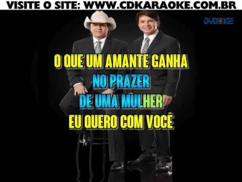 Chitãozinho & Xororó   Foge De Mim