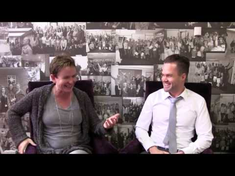 Disruptive Leadership Interview- Sharon Pearson