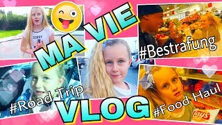 MaVie's VLOG Bestrafung Challenge HAUL Holland | Mavie Noelle