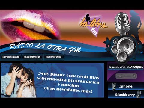La Otra 94.9    Ronny Reyes Dj  Guayaquil - Ecuador