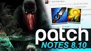 Patch notes 8.10 w/Scarra (ft Pyke thoughts)