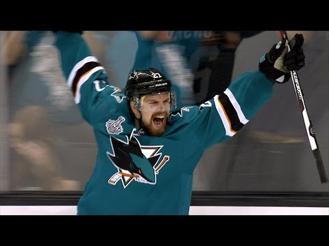 Joonas Donskoi's Game Winner In OT | All Access: Quest For The Stanley Cup