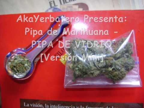 Pipa de Marihuana: PIPA DE VIDRIO [Miniatura]
